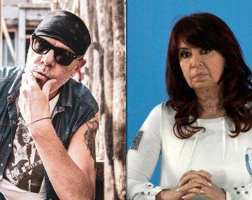 Desubicada expresión misógina del Loco Montenegro contra Cristina Kirchner