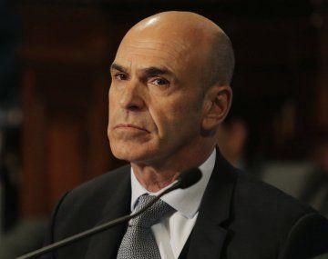 Gustavo Arribas, acusado de ordenar maniobras de espionaje ilegal durante el gobierno de Mauricio Macri