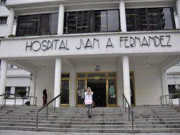 los hospitales portenos suspendieron la entrega de turnos para casos no urgentes