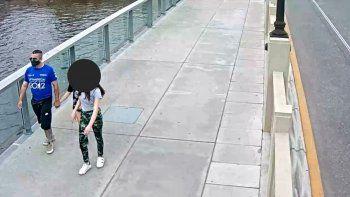 El 19 de octubre, Fabián Tablado pasó caminando a 150 metros del lugar de trabajo de Edgardo Aló.