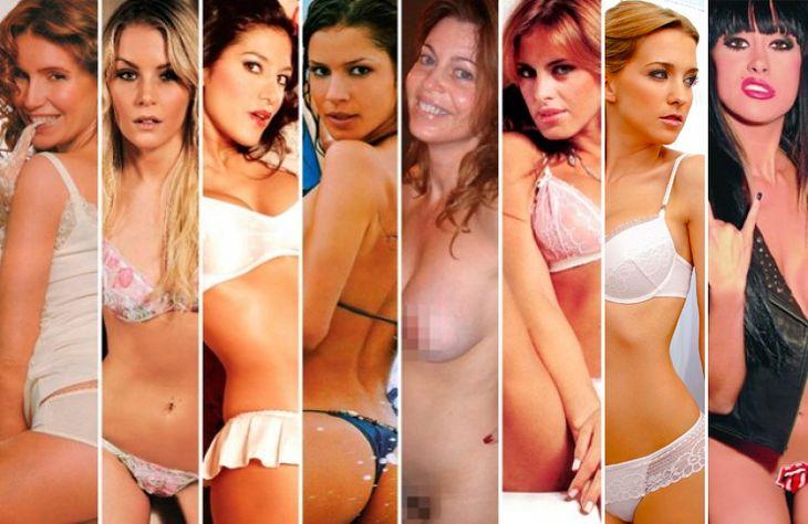 Todos los videos y fotos prohibidas de las famosas argentinas