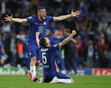 La burla del Chelsea al Manchester City con una frase icónica de Oasis