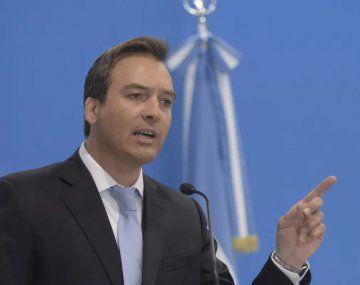 El ministro Martín Soria apuntó contra la Mesa Judicial M por la persecución a Gils Carbó