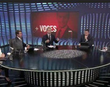 Papelón II: Desmienten en vivo operación de Feinmann y Majul