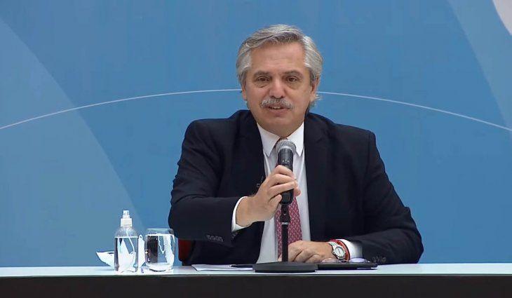 Alberto Fernández: Las vacunas no se han distribuido de manera equitativa