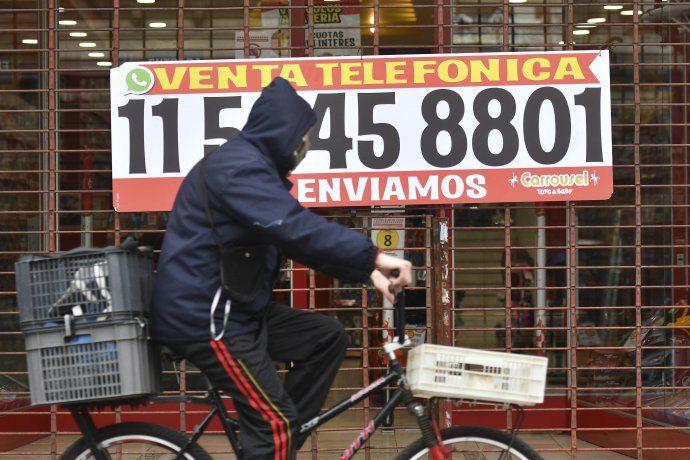 Por la pandemia, se duplicó la cantidad de locales en venta o alquiler en la Ciudad