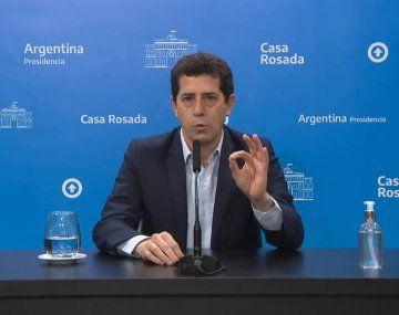 Eduardo Wado de Pedro puso su renuncia a disposición