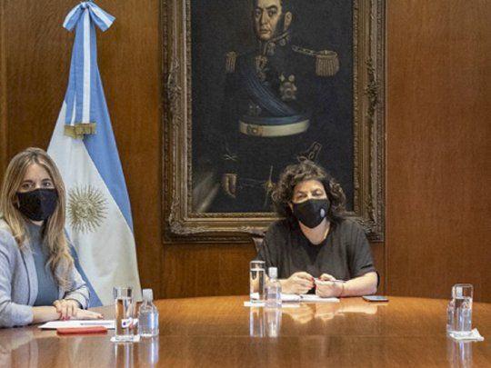 AstraZeneca: Carla Vizzotti recibió a representantes de la embajada de  Estados Unidos