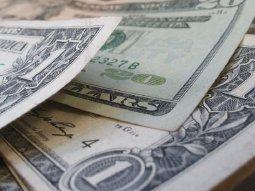 el dolar blue vuelve a subir y se acerca al solidario