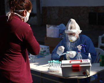 Testeo por coronavirus en Córdoba - @minsaludcba