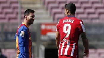 barcelona y atletico madrid empataron sin goles en el camp nou