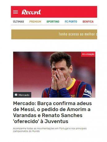 Record (Portugal)