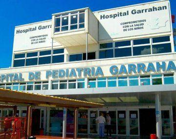 La Niña M pasó la noche en el hospital Garrahan y espera la decisión de Minoridad para recibir el alta