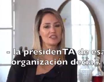 Papelón de Carolina Losada: no le dirá presidenta a Cristina Kirchner