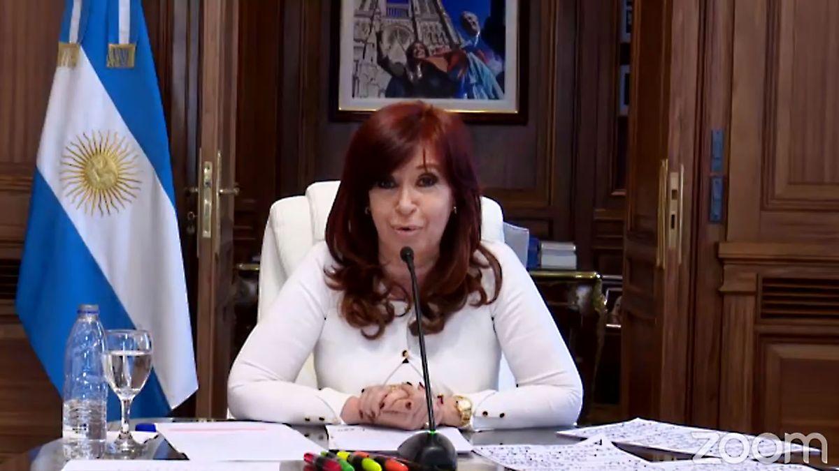 Qué dijo Cristina Kirchner sobre el Memorándum con Irán