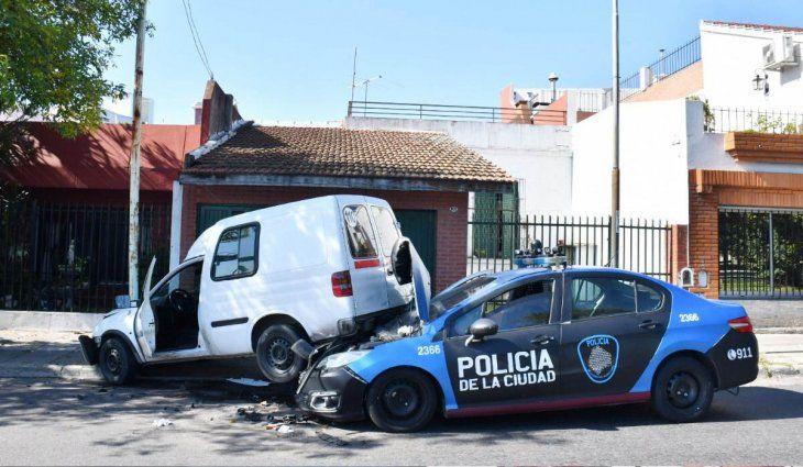 Inseguridad: efectivos policiales detuvieron a dos delincuentes que intentaron robar la casa de dos jubilados