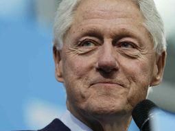 Bill Clinton, otra vez acusado de abuso sexual