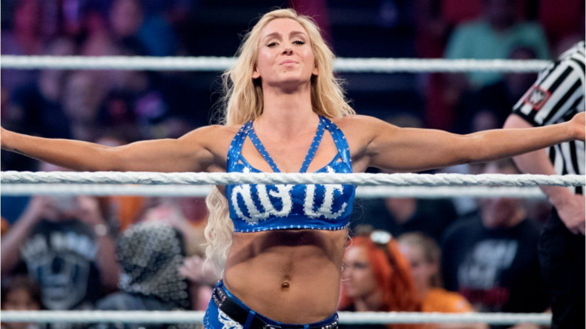 WWE Superstar Charlotte Flair Is Devastated As Her Nude