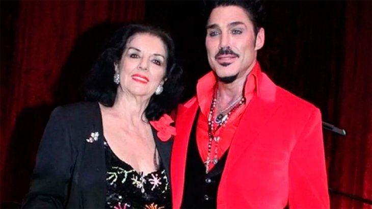 Murió Marta, la mamá de Ricardo Fort
