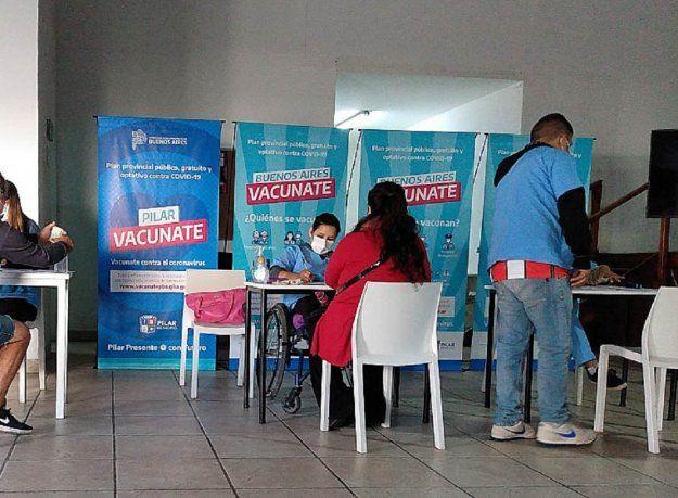 Avanza el Plan Nacional de Vacunación contra el coronavirus