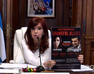 Memorándum con Irán: discurso completo de Cristina Kirchner