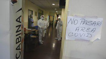 coronavirus en argentina: hubo 24.079 nuevos casos y otros 663 muertos