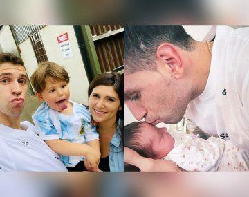 El emotivo reencuentro de Dibu Martínez con su familia