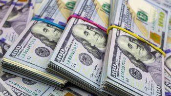 a cuanto esta el dolar blue este viernes 7 de mayo