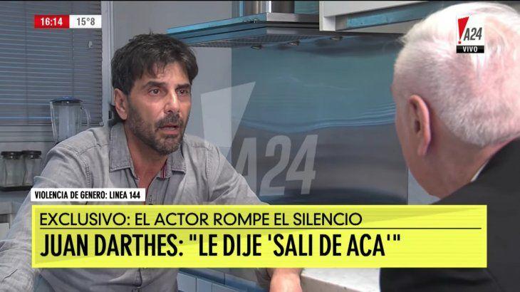 La última bomba de Mauro Viale: la entrevista exclusiva a Juan Darthés