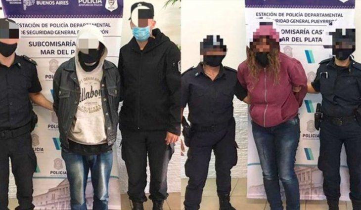 Una joven deambulaba desnuda y en shock por Mar del Plata: detienen a sus padres por abuso sexual