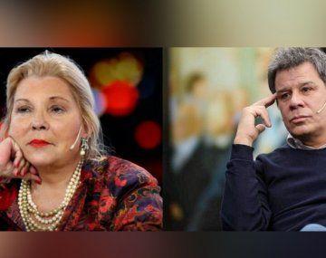 Crece la interna en Juntos: Carrió denunciará a Manes