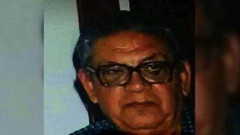 investigan la muerte de un jubilado en luis guillon: los familiares denuncian que lo secuestraron y mataron