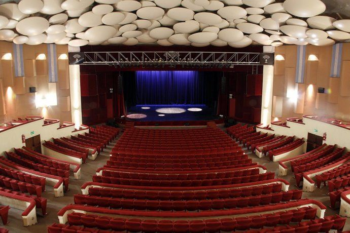 Teatro Auditorium de Mar del Plata