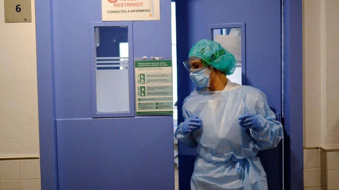 Coronavirus en Argentina: reportan 10.880 casos y 348 muertes