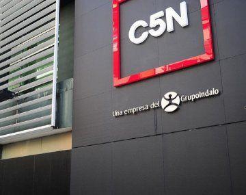 Comunicado de C5N sobre el programa ADN de Tomás Méndez