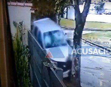 VIDEO: Así fue como mataron a dos motochorros en Rosario