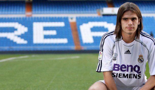 Con 20 años, Fernando Gago llegó al Real Madrid en una operación récord para Boca.