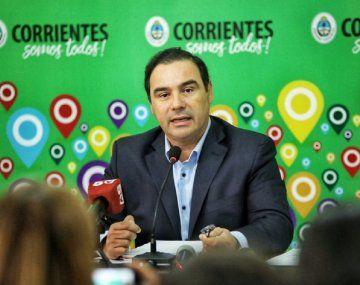 Gustavo Valdés: Se puede desbordar el sistema y por eso tomamos medidas