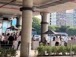 los papadopulos estarian involucrados en la violenta pelea en un restaurant de vicente lopez