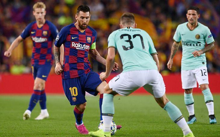 El ex presidente del Inter llama a usar todos los recursos para contratar a Lionel Messi