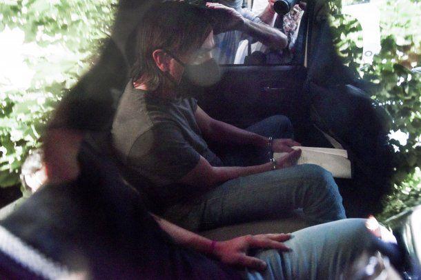 Juan Ignacio Buzali, marido de Carolina Piparo, detenido
