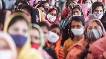 coronavirus: por quinto dia consecutivo india marco un nuevo record mundial diario de contagios