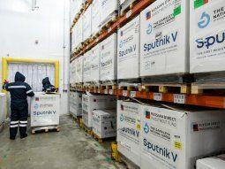 inician la distribucion: cuantas vacunas para cada provincia