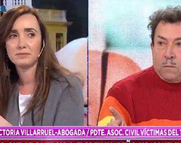 Aníbal Pachano defendió a Florencia Peña y ubicó a una abogada negacionista de la dictadura