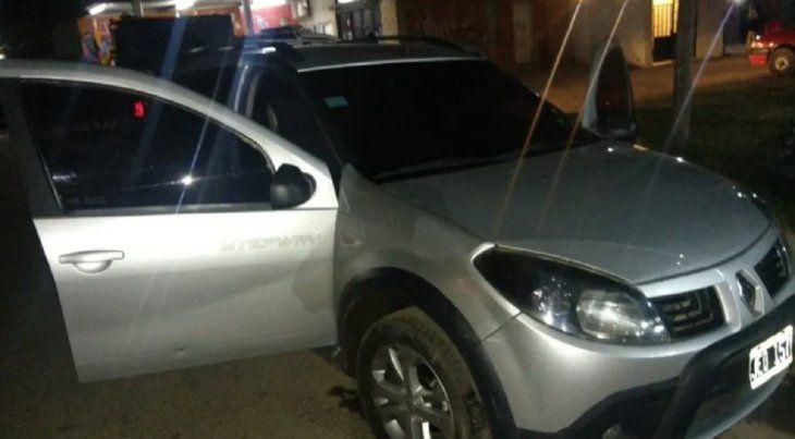 Persecución y tiroteo: detuvieron a tres delincuentes con armas y drogas en José León Suárez