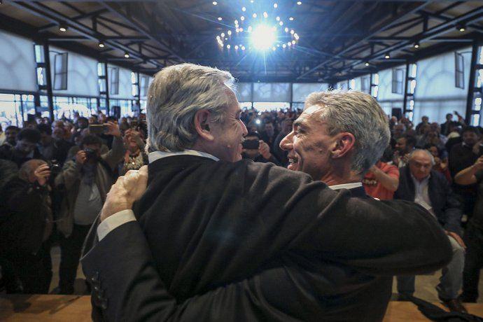 Loco, pará, no te podés ir a las 22 los viernes manejando a Junín: la última advertencia de Alberto Fernández a Mario Meoni