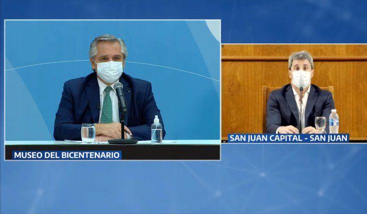 Si hacemos política con la pandemia condenamos a los argentinos, yo no voy a cargar con eso en mi conciencia