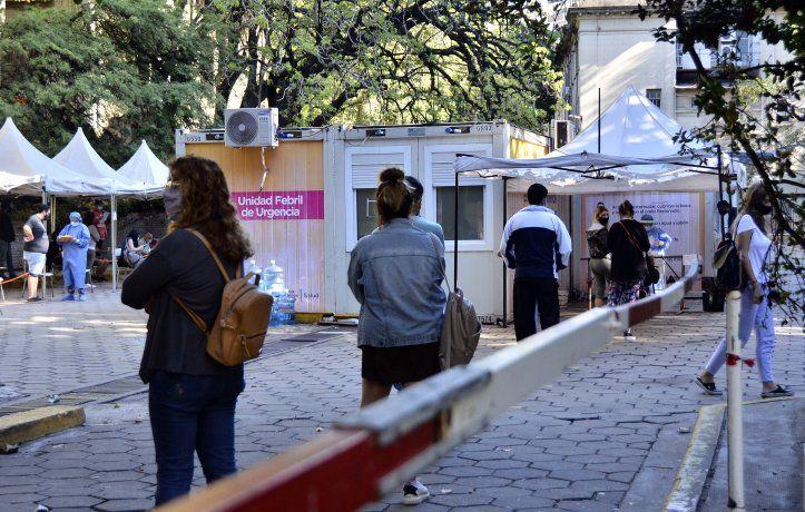 Coronavirus en Argentina: 29.145 nuevos contagios y 316 muertes en las últimas 24 horas