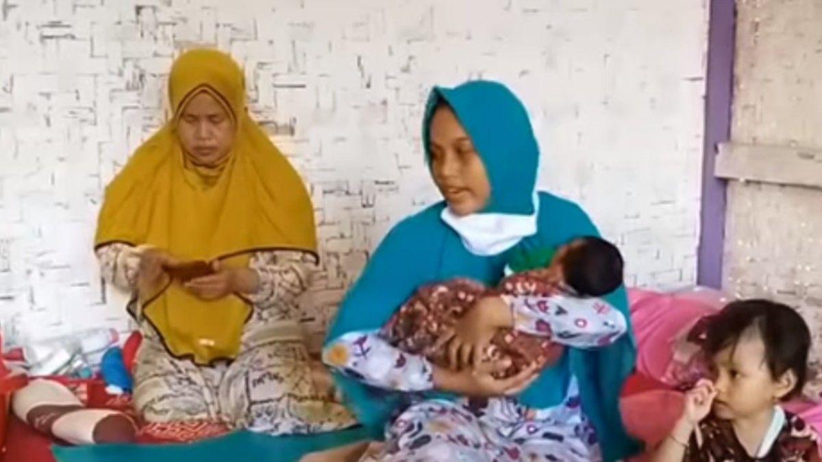 Indonesia: quedó embarazada por una ráfaga de viento