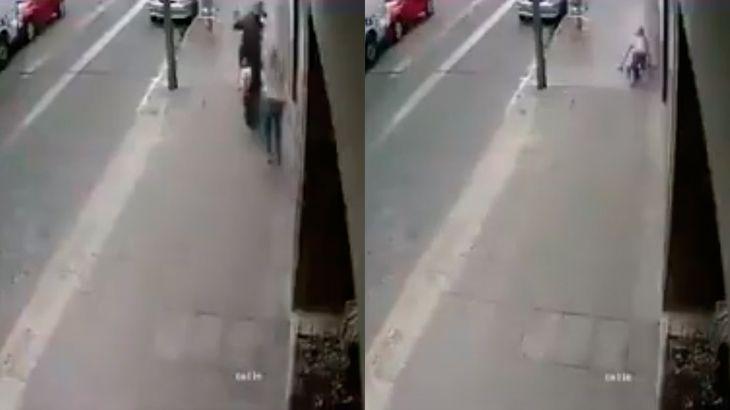 Una mujer murió de un infarto tras ser asaltada por un motochorro en Ramos Mejía